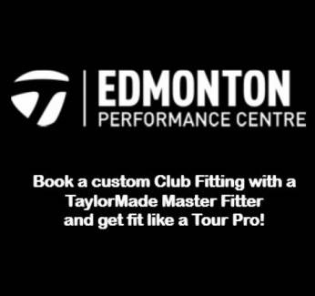 TaylorMade Performance Club Fitting Centre